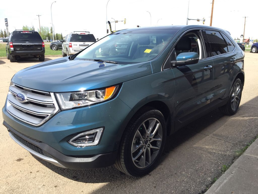 Ford Too Good To Be Blue 2016 Ford Edge Ford Ford Edge