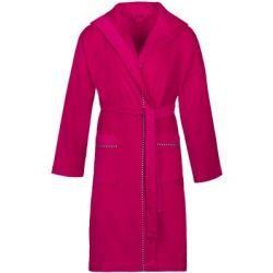Photo of Esprit bathrobe unisex hood box raspberry – 362 – S EspritEsprit