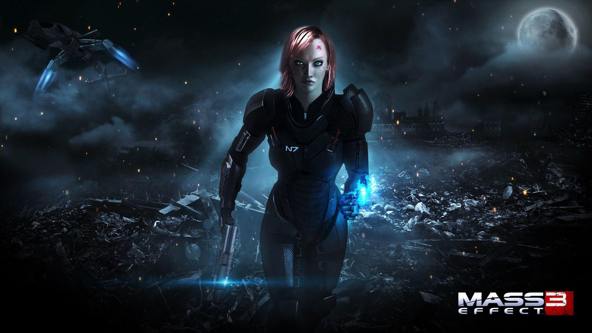 Mass Effect Wallpaper (With images) Mass effect, Mass