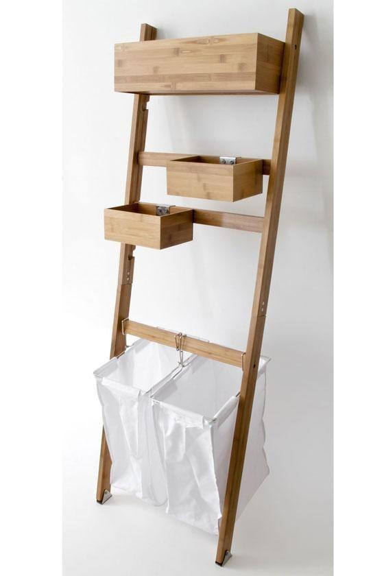 Ladder Bath Caddy   Bath Accessories   Bathroom Organization   Bath |  HomeDecorators.com