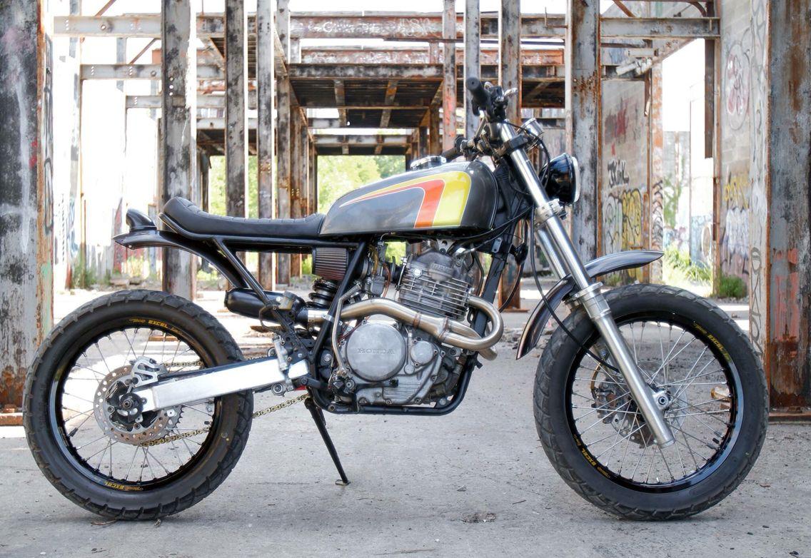 XR650 scrambler, my dream bike! Motorcycle paint jobs