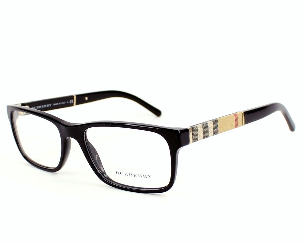 Rx Glasses from Burberry BE2162 - classic and elegant