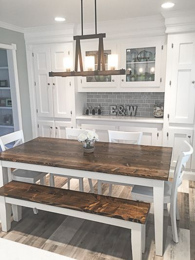 Stunning Hand-Crafted Farmhouse Tables | Emmor Works