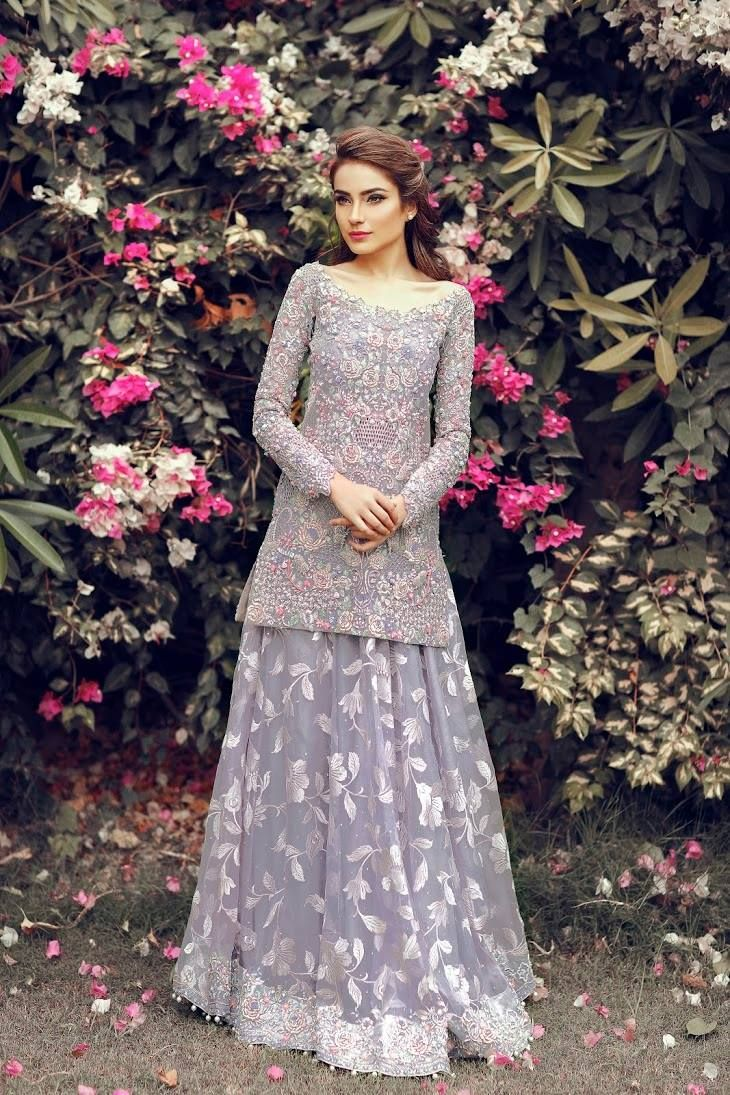 Sara Naqvi for custom or replica bridal and party wears ...
