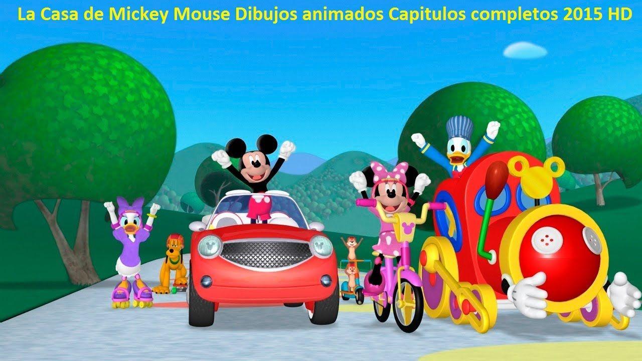 Dibujos animados en espanol la casa de mickey mouse - La casa de mickey mouse youtube capitulos completos ...