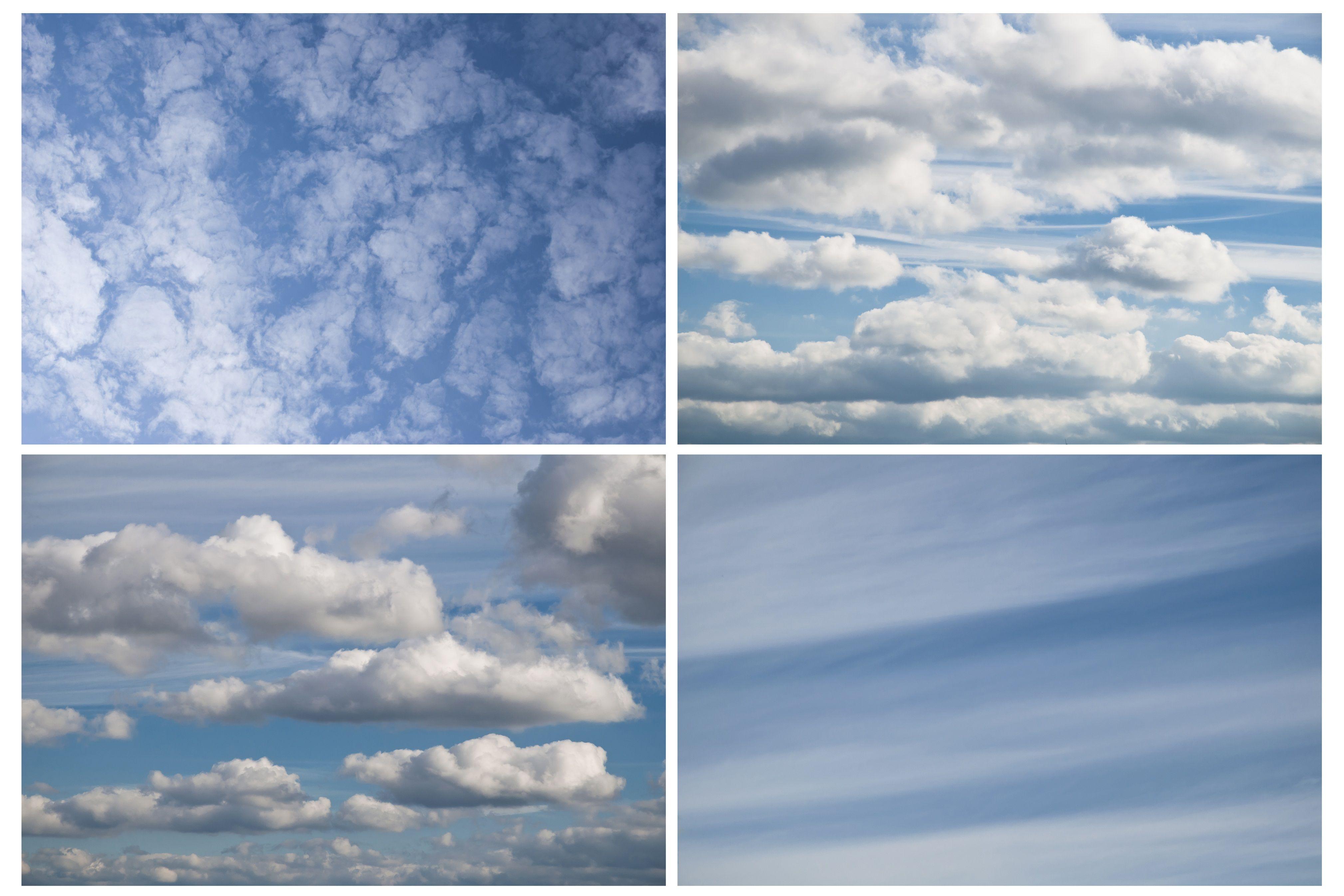 Types of Clouds | Homeschool Nursery-STEAM | Pinterest | Cloud and ...