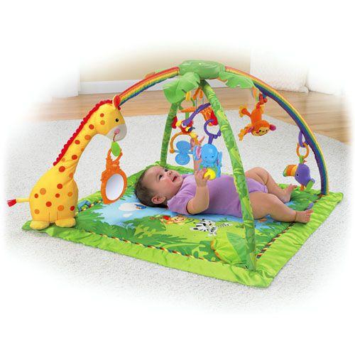tapis de la jungle toys by age baby