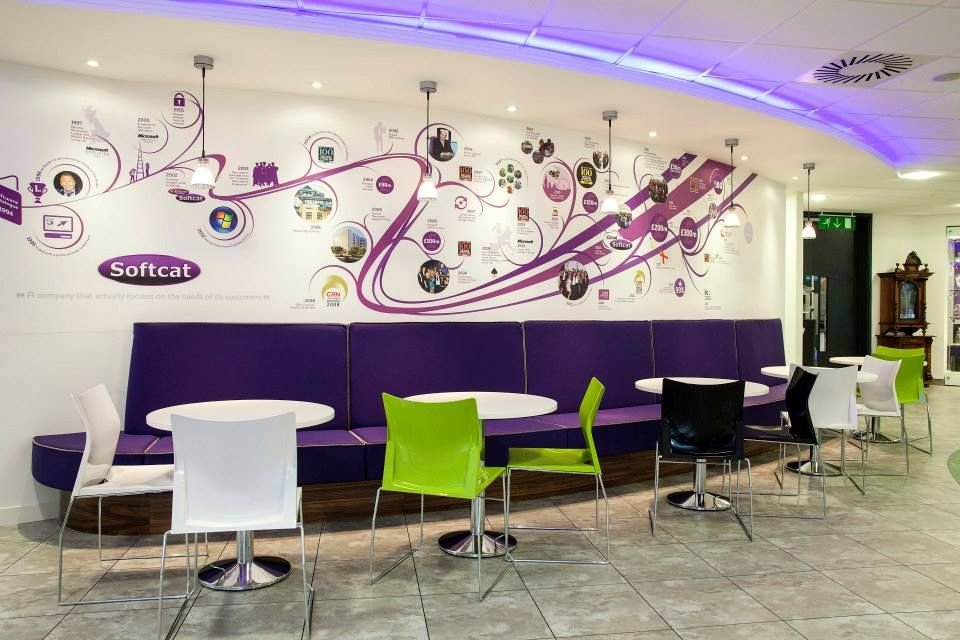 Softcat #AdvancedInteriors #AIS #Softcat #InteriorDesign #Interior #Design  #Offices #