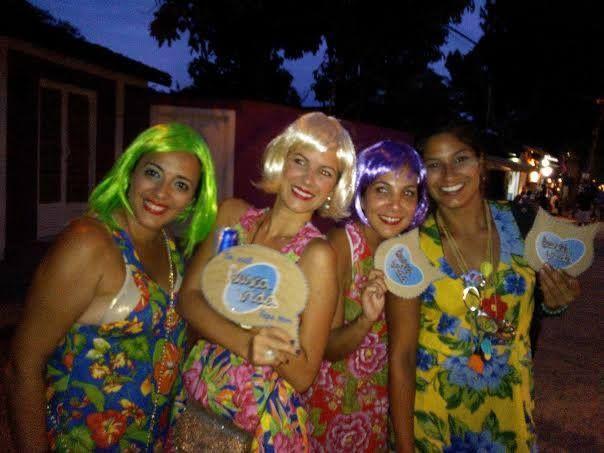 Carnaval e Busca Vida ;)