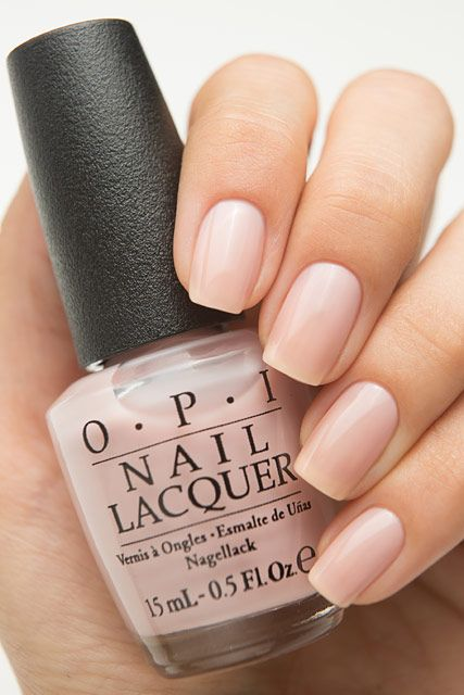 Opi White Gel Nail Polish: OPI NL T65 Put It In Neutral / Soft Shades Collection