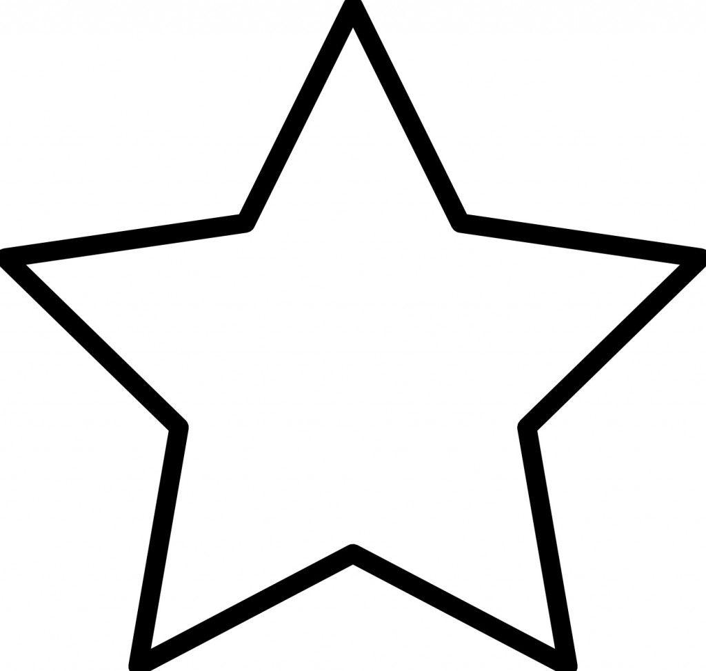 Free Printable Star Coloring Pages For Kids 4th Star Coloring