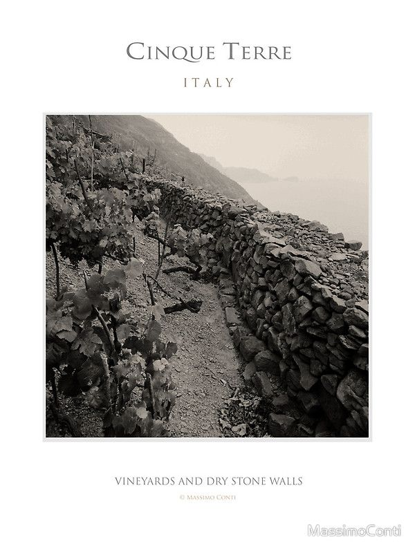 Dry Stone Wall by MassimoConti | Redbubble