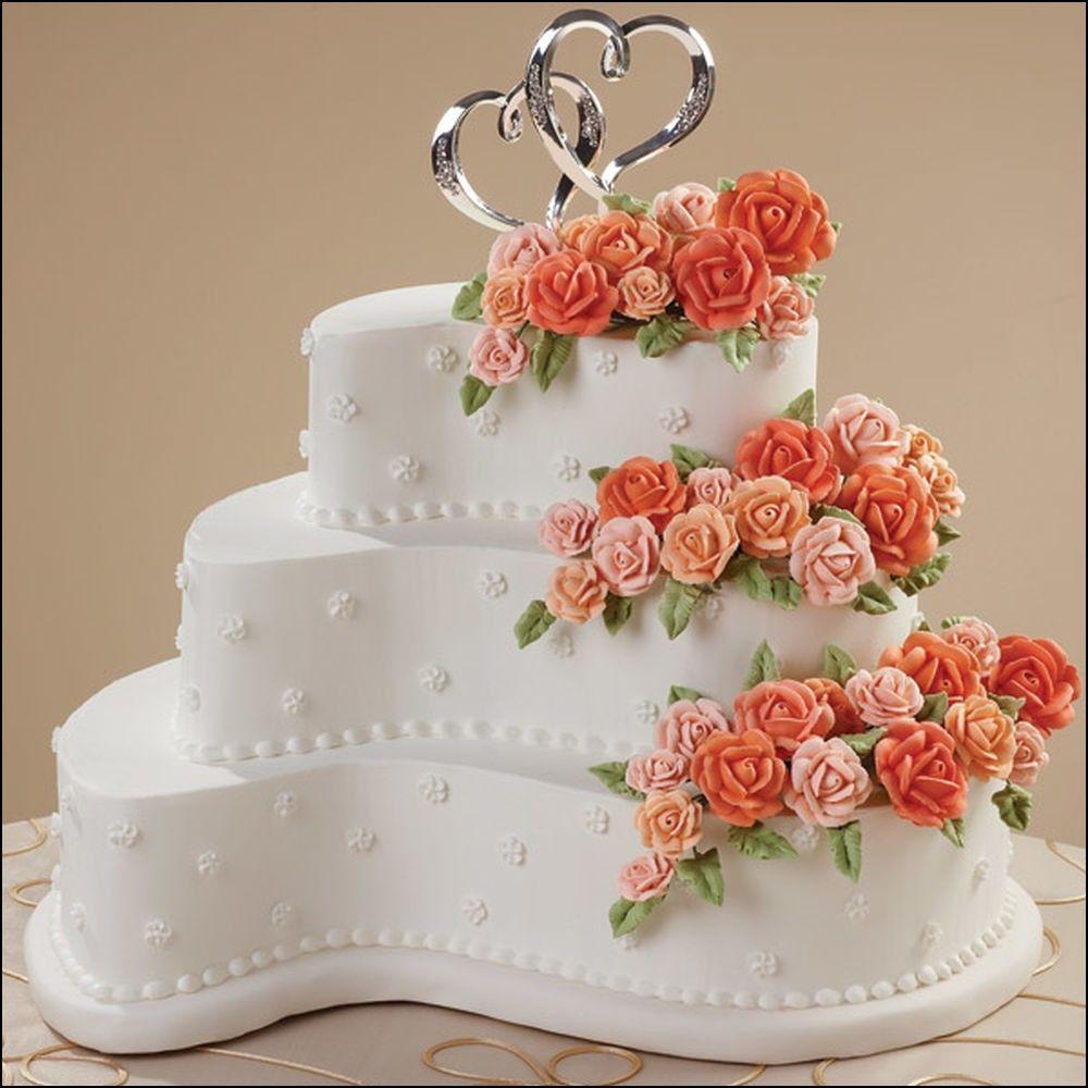 Wedding Cake Tin Set