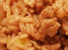 i migliori siti di cucina risotto alle salsicce