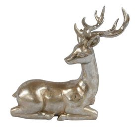 holiday living reindeer indoor christmas decoration - Indoor Christmas Reindeer Decorations