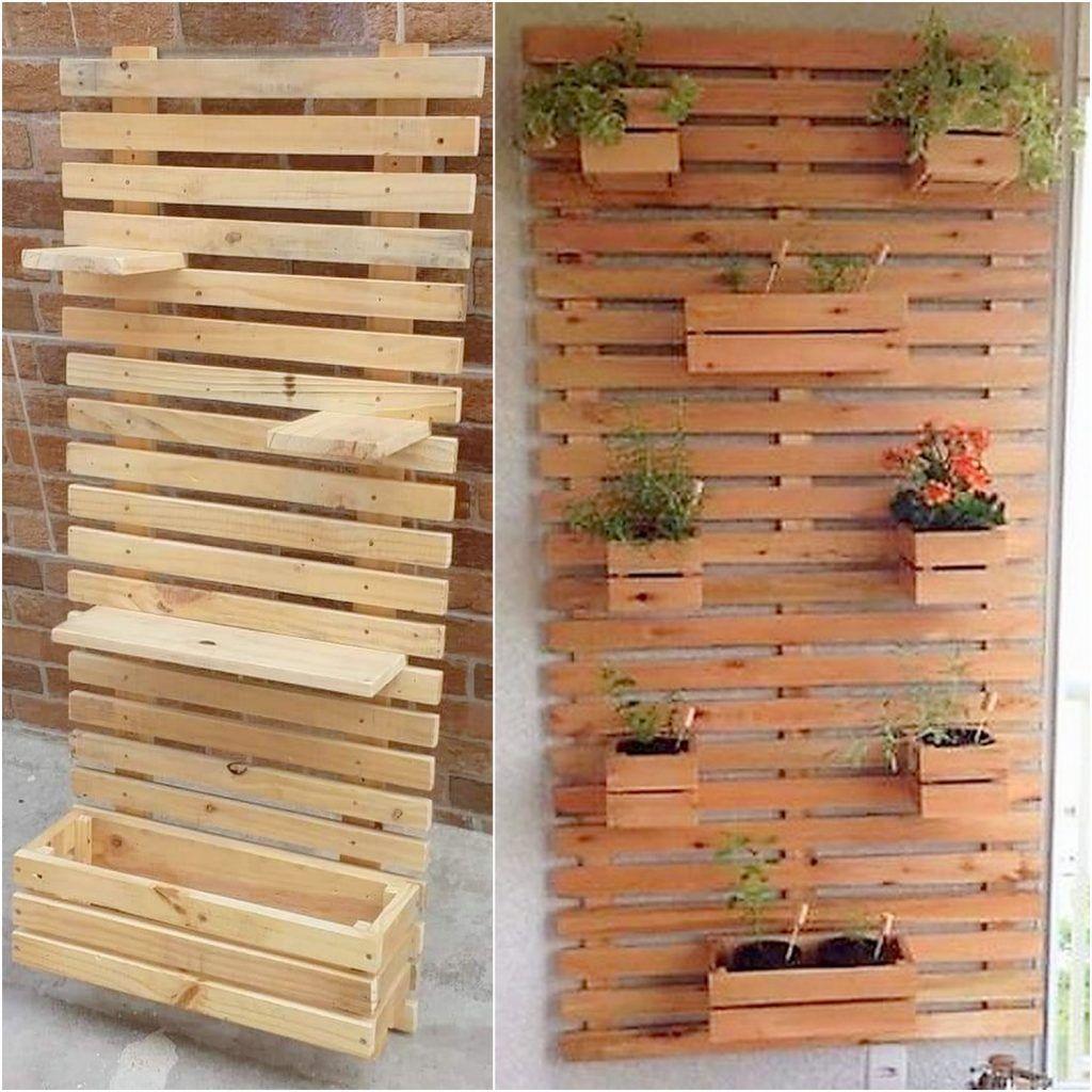 DIY Ecstatic Home Refurbishing Using Wooden Pallets