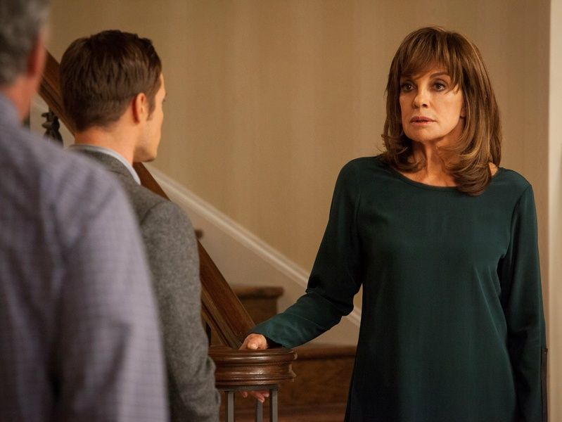 linda gray photos 2014 | Linda Gray on season 3 of TNT's Dallas