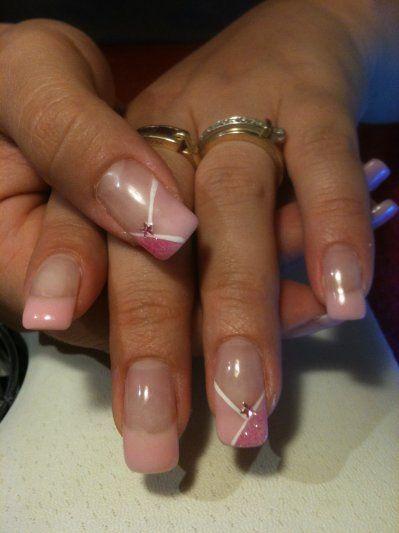 faux ongles gel 78