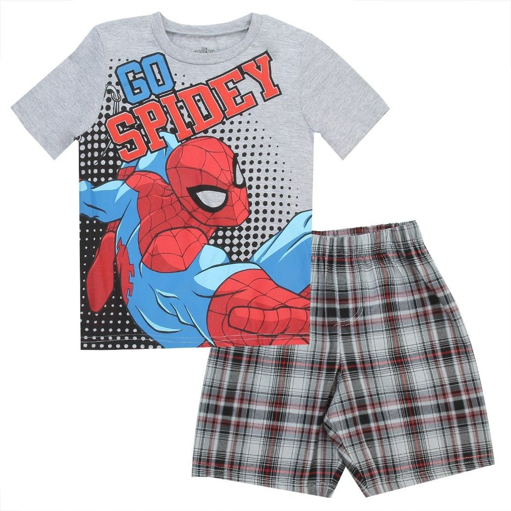"BRAND NEW BOY/'S  /""MARVEL RED SPIDER-MAN  SHORT SLEEVE T/' SHIRT"
