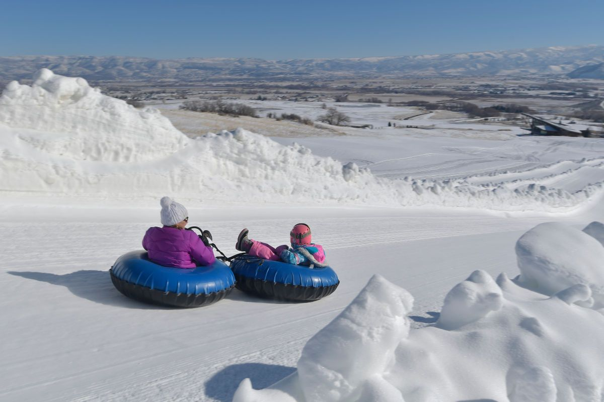Release Your Inner Child With a Day of Sledding 2002