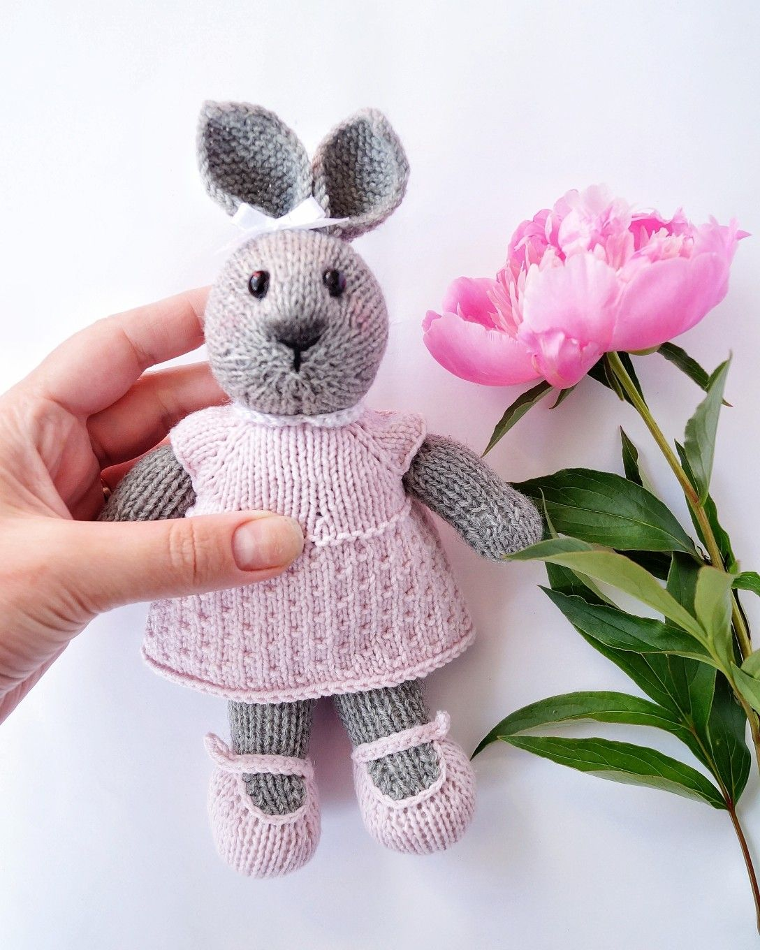 Personalized Baby Bunny Babies Easter Gift, Newborn Baby Baby shower Gift Baby  Gift Welcome Baby Basket,Baby First Stuffed Bunny