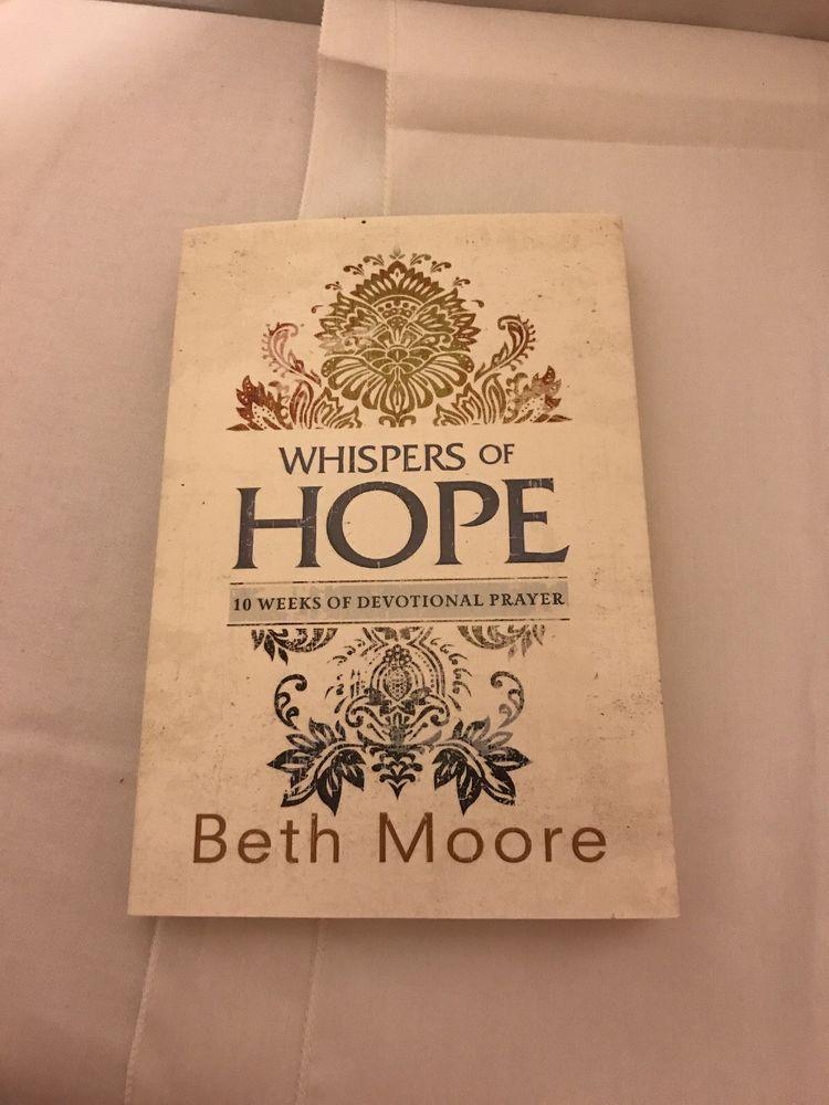 whispers of hope beth moore