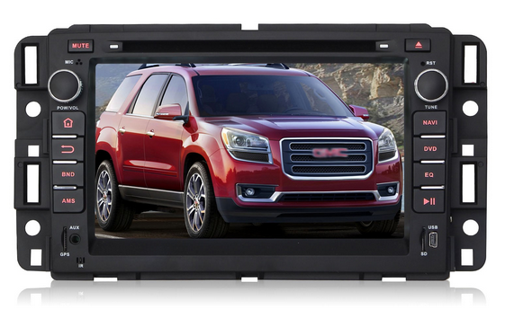 Pumpkin Two Double Din Car Stereo Dvd Player Gps Navigation System