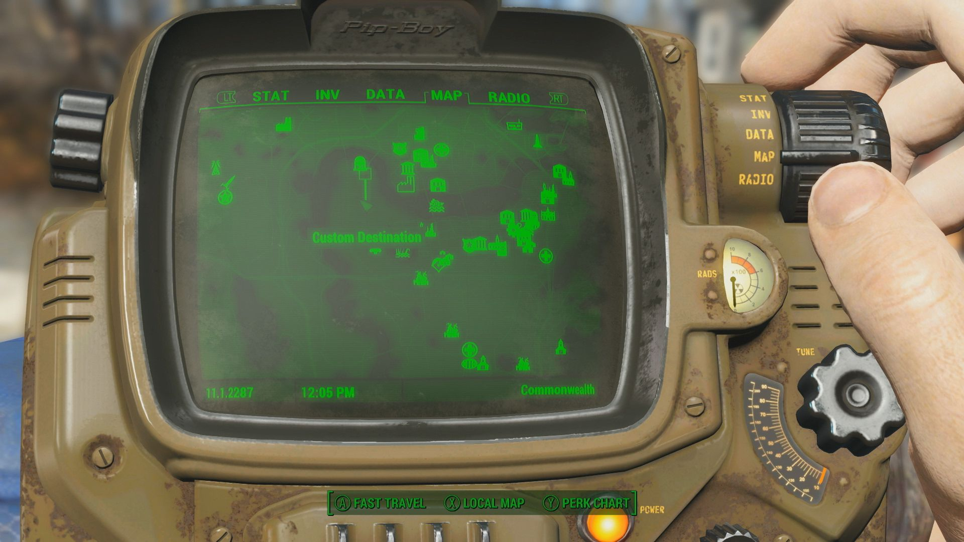 Hidden Locations - Fallout 4: Fallout 4 is crammed with