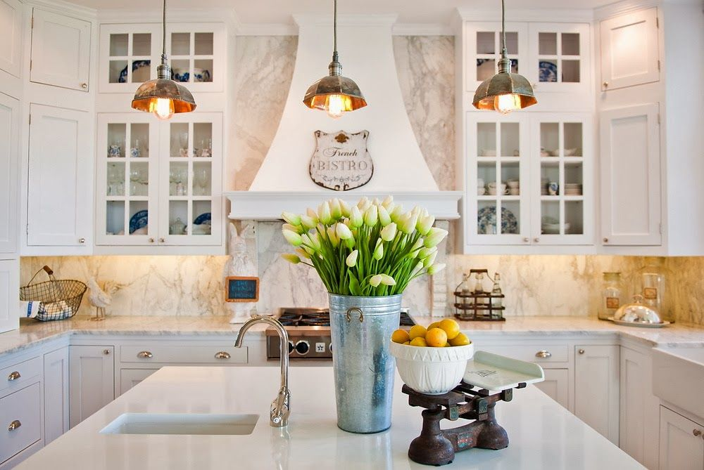 A French look for the #Kitchen