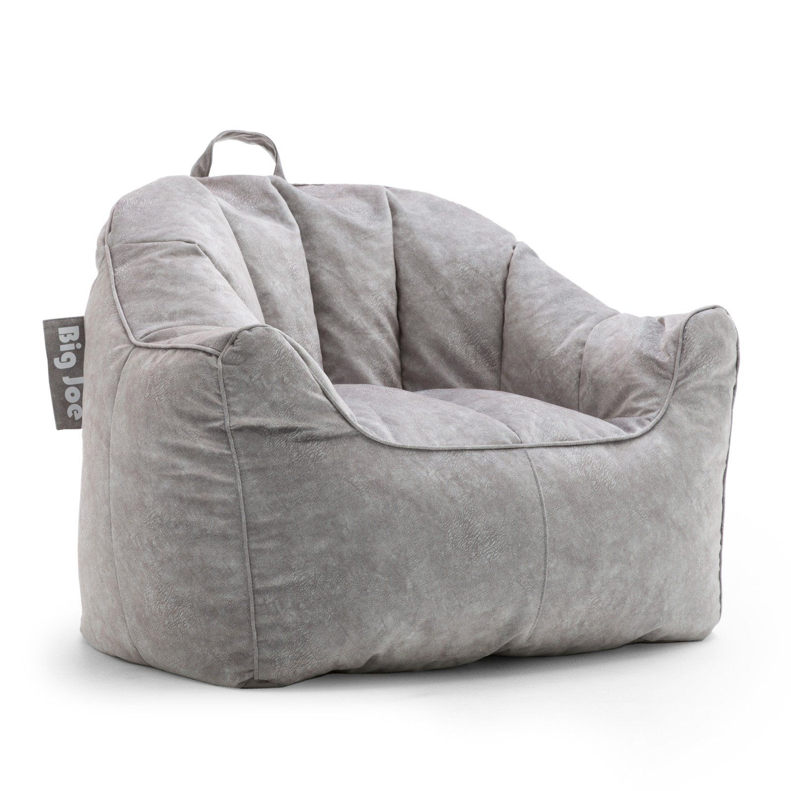 Phenomenal Big Joe Hug Bean Bag Chair Lunar Gray In 2019 Products Andrewgaddart Wooden Chair Designs For Living Room Andrewgaddartcom