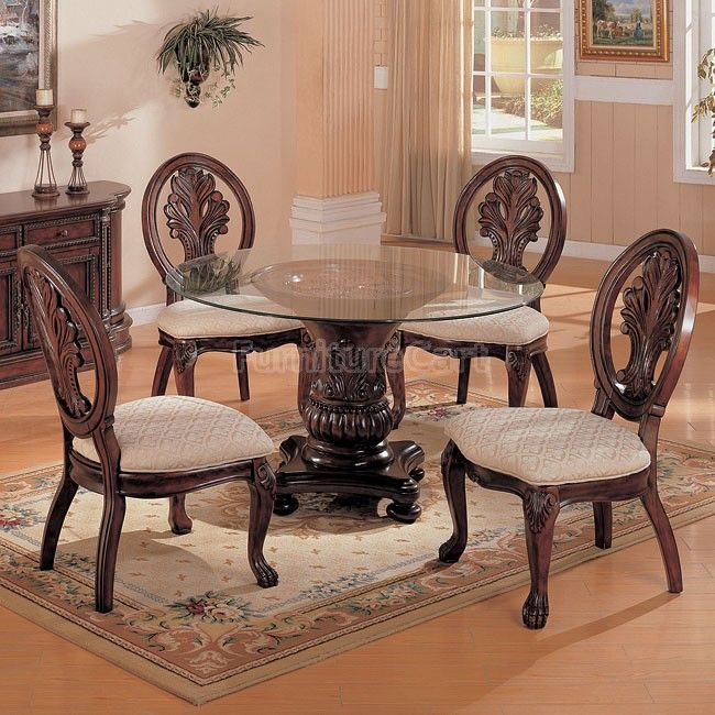 Tabitha Round Dining Room Set in 2018 Inspired Dining Rooms
