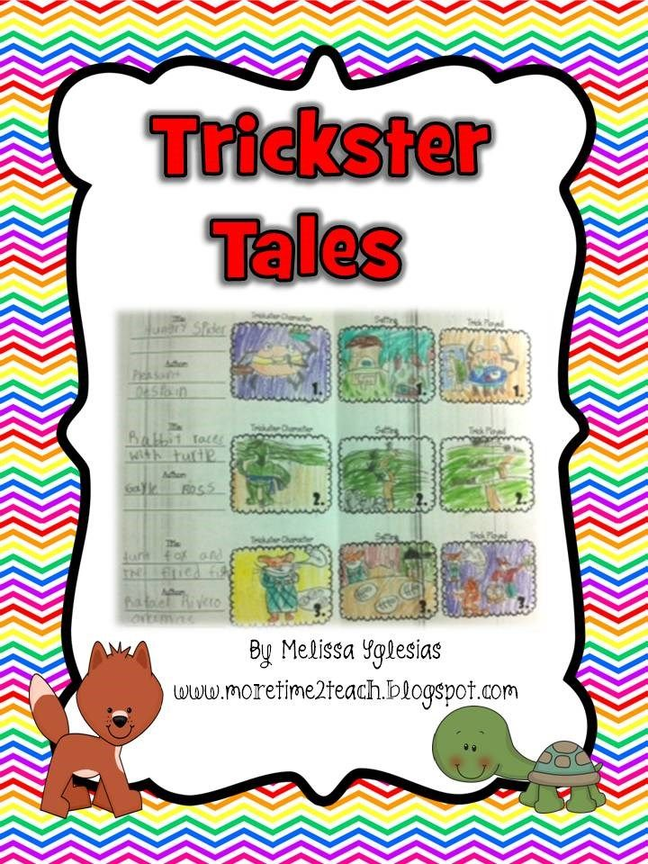 If You Re Learning About Trickster Tales Then This Download