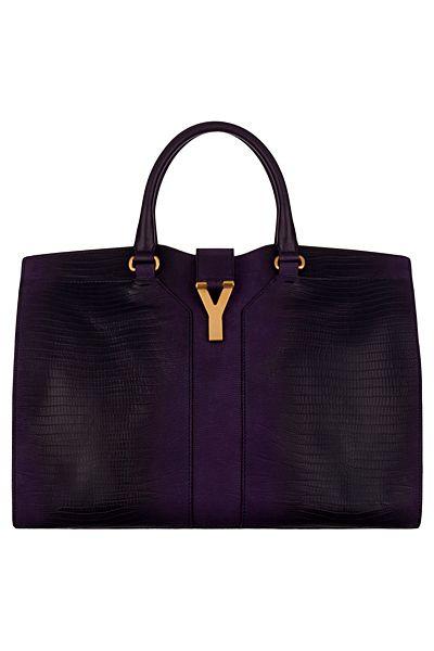 Yves Saint Laurent - Women's Bags - 2012 Fall-Winter