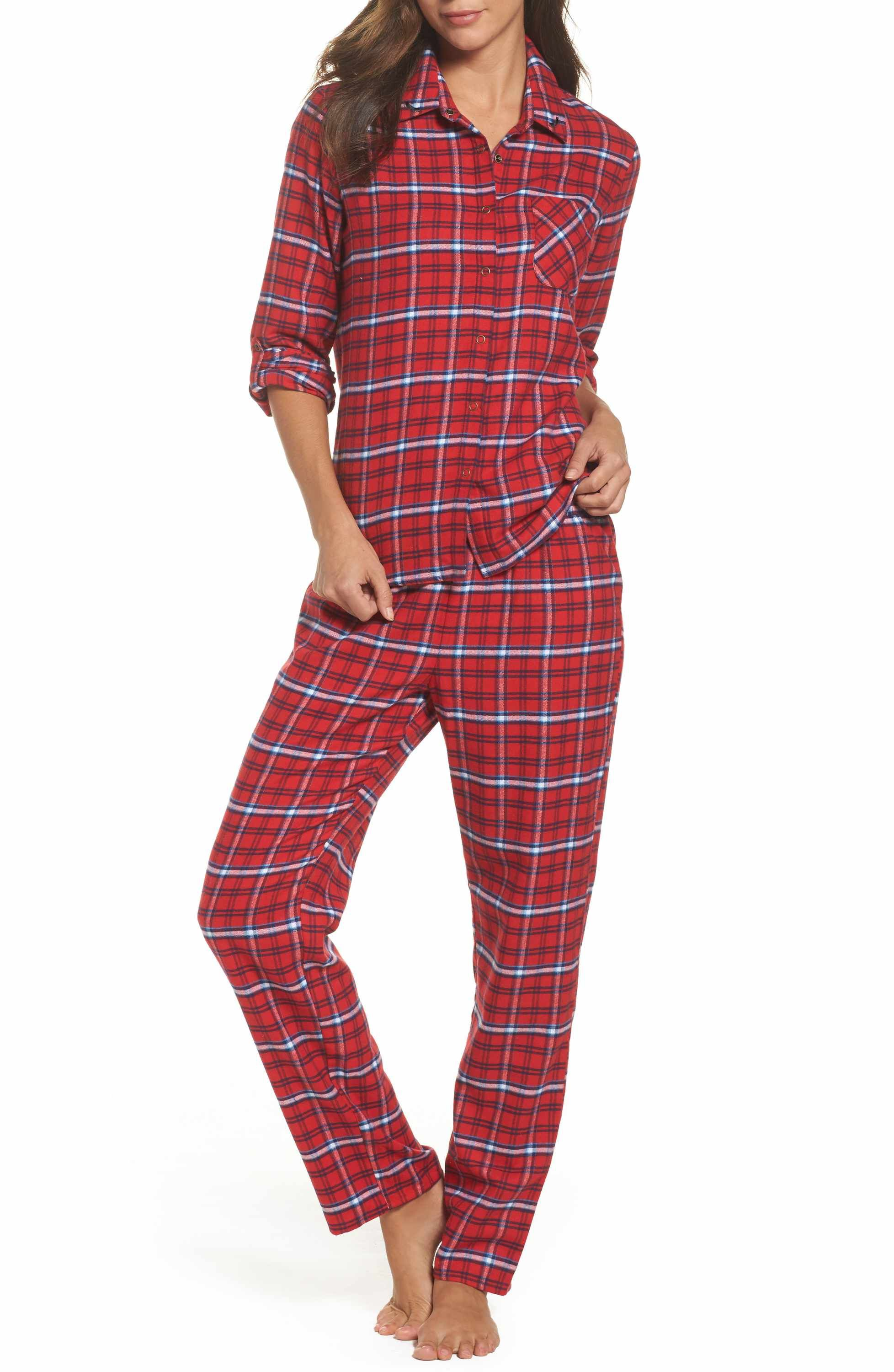 Red flannel pajama pants  Flannel Girlfriend Pajamas  Flannels Girlfriends and Pyjamas