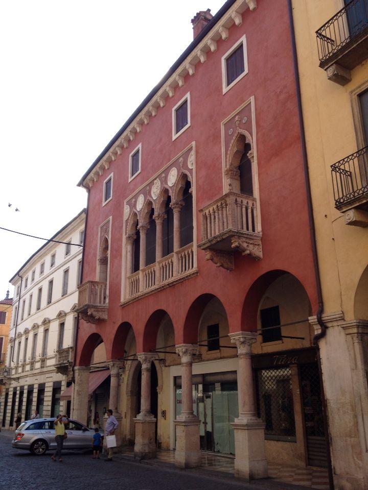 Via Palladio, Vicenza