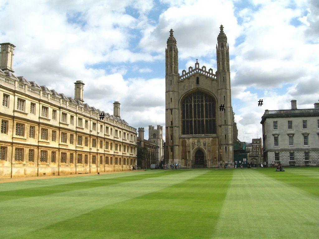 открытки, университеты англии фото них пряничный домик