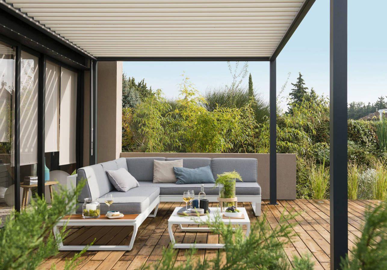 Pour Quel Canape De Jardin Craquerez Vous Elle Decoration Outdoor Pergola Outdoor Furniture Best Outdoor Furniture