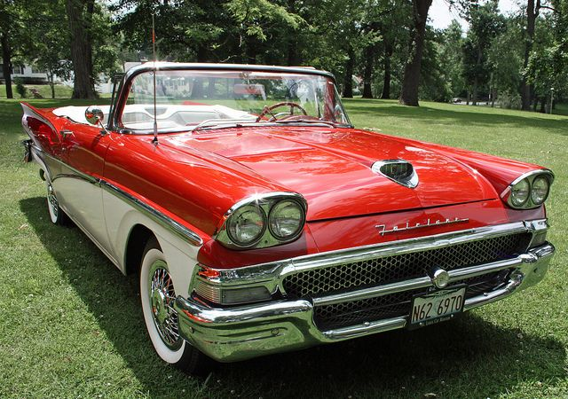 1000  images about The 1958 Ford Fairlane on Pinterest
