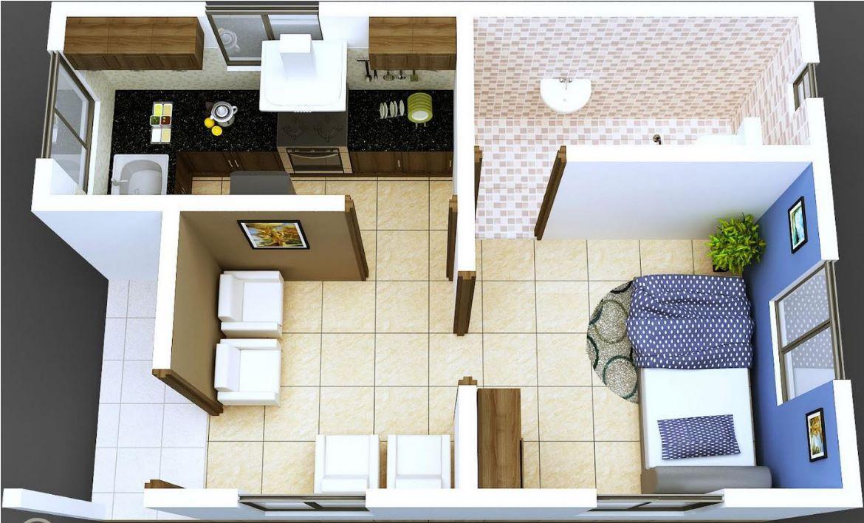 departamentos de 30 metros cuadrados casa marie planos