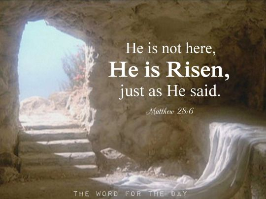 christian easter empty tomb - photo #4