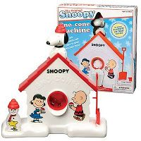 Childhood Memory Keeper: Retro Pop Culture from the 1960s, 1970s and 1980s: Snoopy Sno-Cone Maker