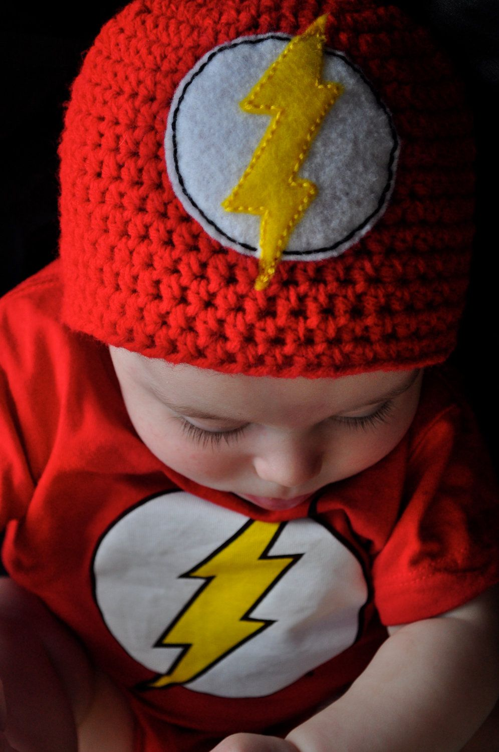 Crochet Superhero Hat. $20.00, via Etsy. | Hat decorating ideas ...