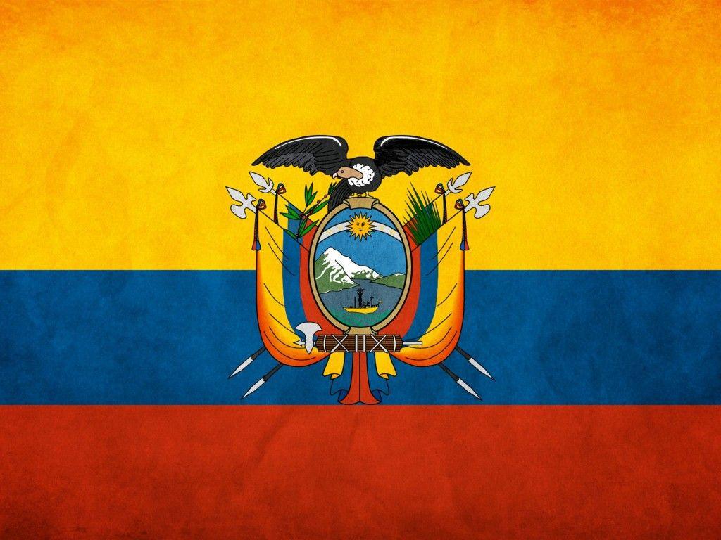 Hd Ecuador Flag Wallpaper Ecuador Flag