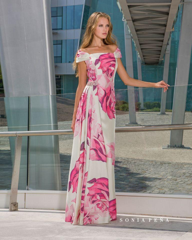 Sonia Peña, diseñadora de vestidos de fiesta, noche y bodas ...