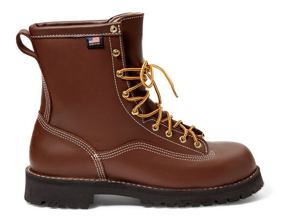 Red Wing 4401 Burgundy Waterproof Insulated Steel Toe boot - A well known brand  name among 6a457834fe2c