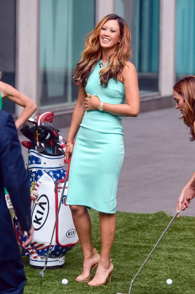 nude golfers all time