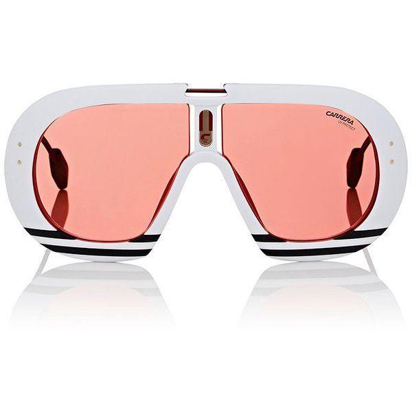 Carrera Women's Ski-ll Sunglasses ($400) Liked On Polyvore