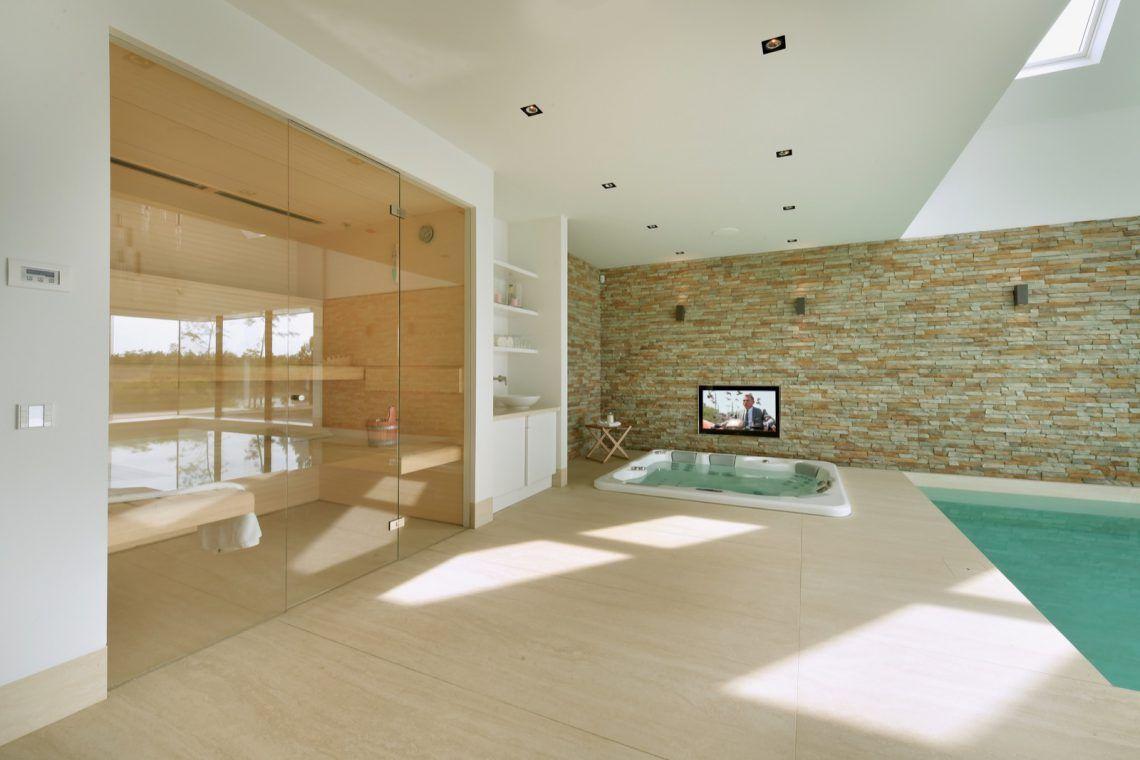 Sjartec badkamers design villa met zwembad hoog □ exclusieve