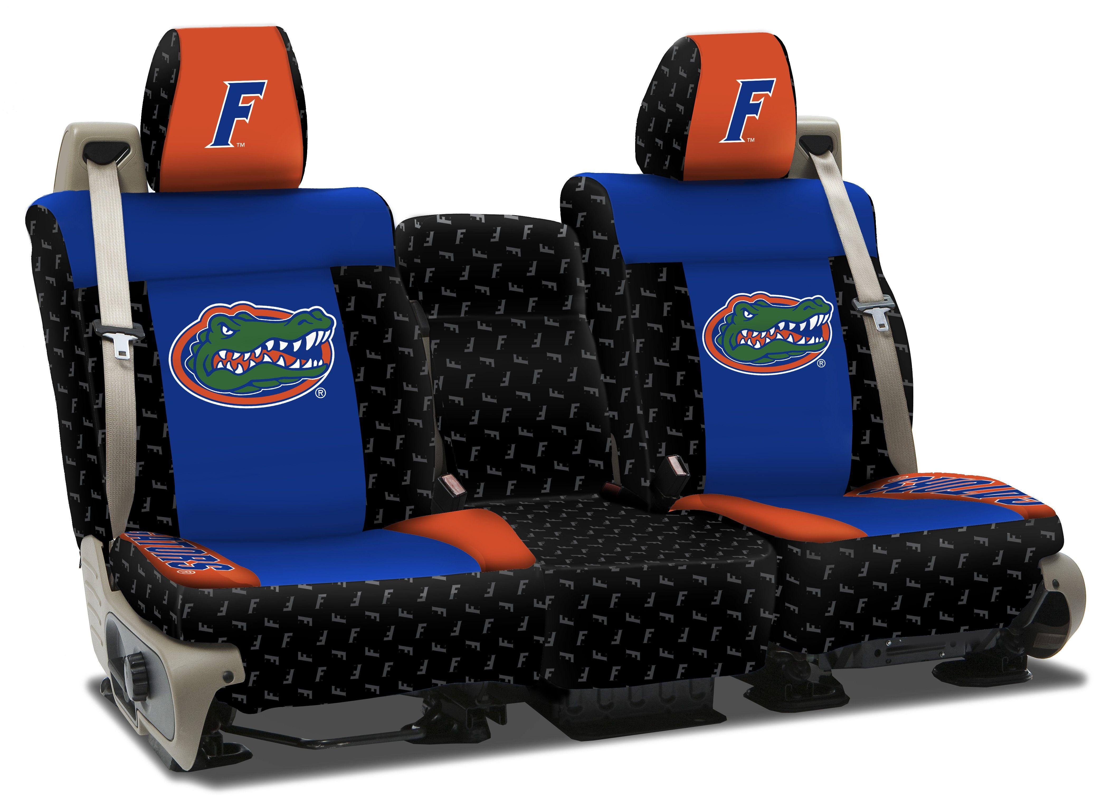 Licensed Collegiate Custom Seat Covers Custom seat