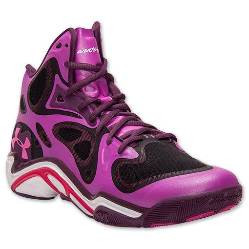 new product c3fed 1398f Men s Under Armour Micro G Anatomix Spawn Basketball Shoes